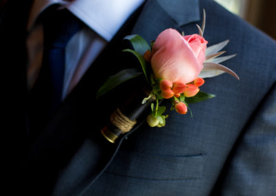 weddings-boutonniere-flowers-groom-dunstable-ma