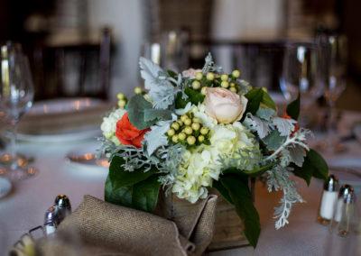 Photo: Kretschmann Samantha Thomas Wedding - Centerpeice